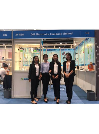 AEON attends Hong Kong Trade Development Council Hong Kong Electronics Show (Autumn Edition)