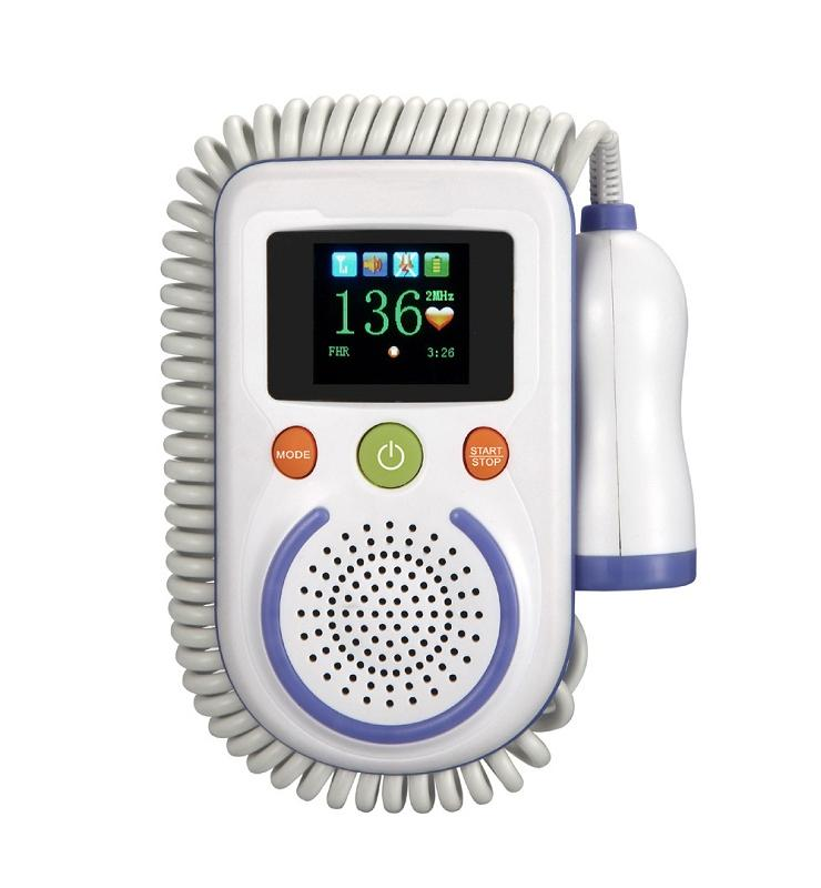 A100C portable fetal doppler