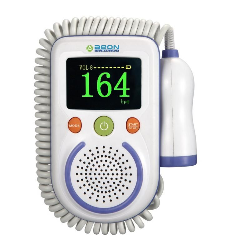 A100D Portable Fetal Doppler